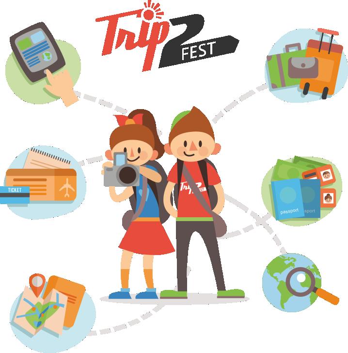 Trip2Fest - фестивали, концерты и секреты бюджетных поездок на них